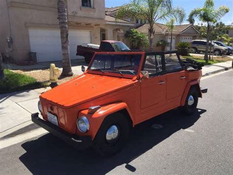 classic volkswagen thing classic volkswagen thing