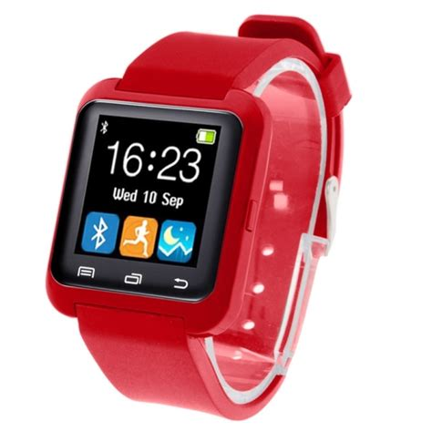Smartwatch U80 u80 bluetooth health smart 1 5 inch lcd screen for andriod mobile phone support phone