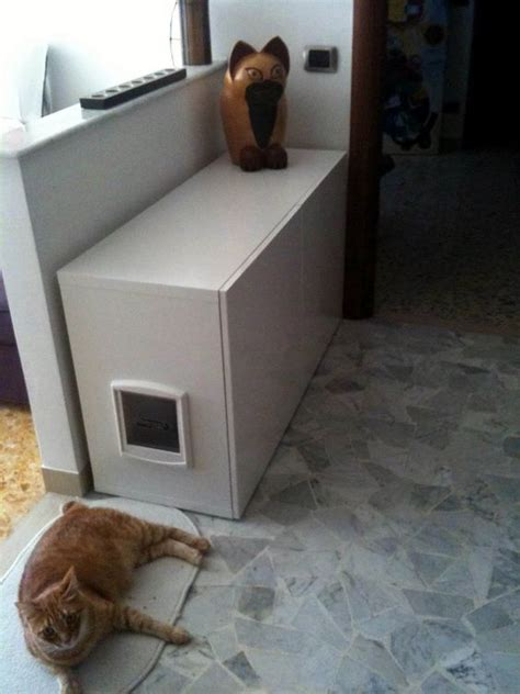 besta litter box ikea hack hidden cat litter box made with besta tofta