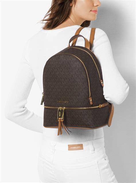 Michaelkors Rhea Backpack rhea medium backpack michael kors
