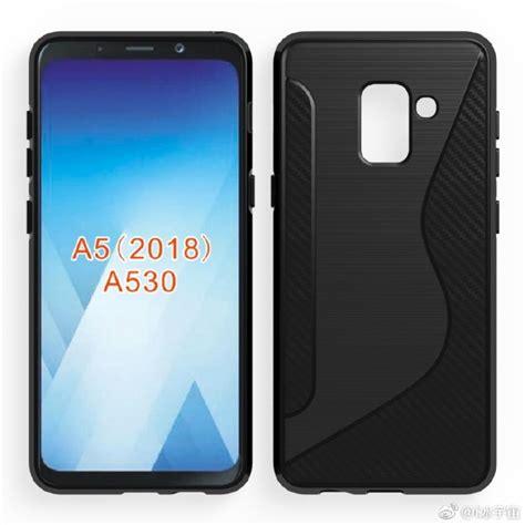 Samsung A5 Vs A7 2018 Samsung Galaxy A5 2018 De Nouveaux Accessoires Confirment Design Frandroid
