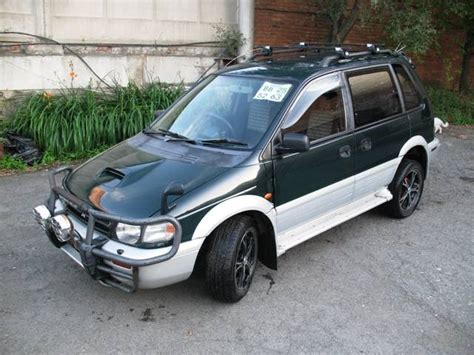 mitsubishi rvr 1995 used 1995 mitsubishi rvr photos automatic for sale