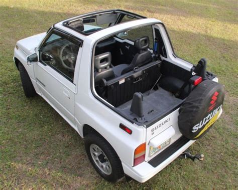 1994 susuki sidekick 2 doors automatic in great shape runs perfect for sale suzuki sidekick