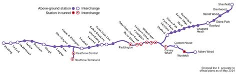 Online Layout Planner crossrail the great potential of the new transport network