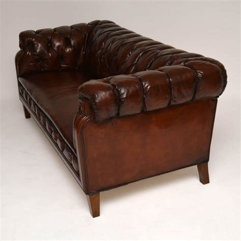 antique leather chesterfield sofa antique swedish leather chesterfield sofa marylebone