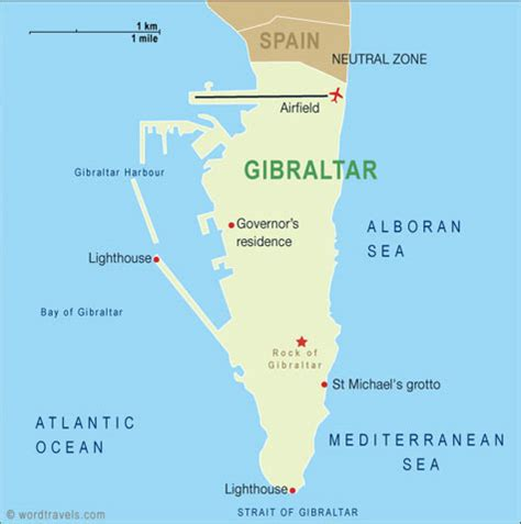 gibraltar on the world map collectorbox world banknotes and coins gibraltar