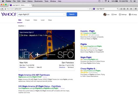 Yahoo And Search New Search Strategy For Firefox Promoting Choice