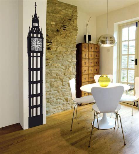 big ben wall sticker big ben clock wall sticker fresh design