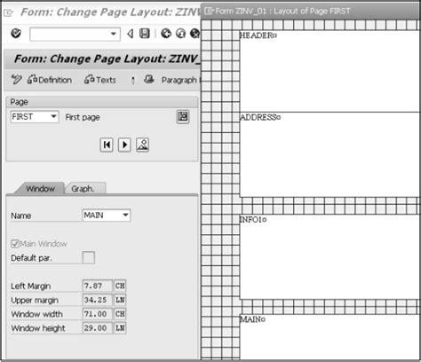 tutorialspoint abap sap scripts form painter