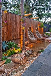 Small Sloped Backyard Ideas 20 Sloped Backyard Design Ideas Designrulz