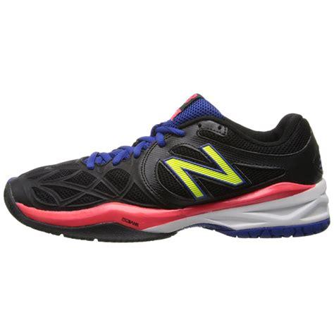 new balance wc996bb womens tennis shoes black blue