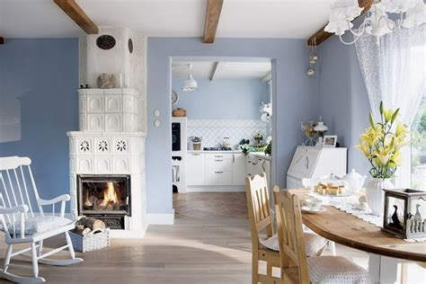 country style home decor blue and white country home in poland 171 interior design files