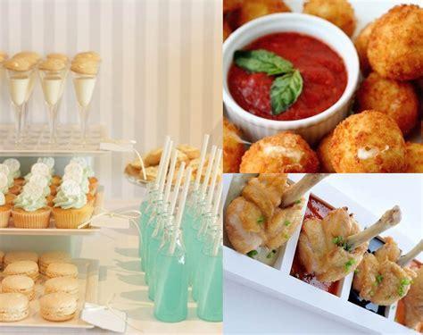 Wedding Food Ideas   Villa Incanta