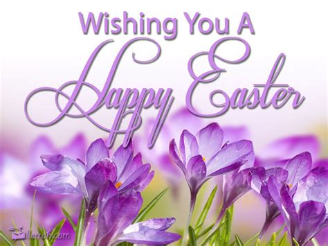 Wishing You A Happy Easter by Wishing You A Happy Easter