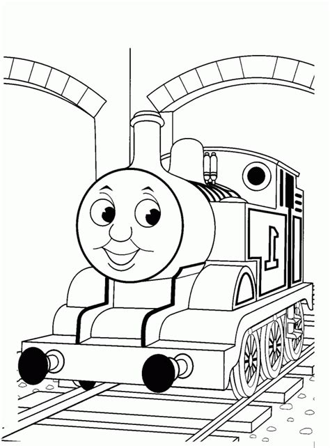 tank engine coloring pages coloring home