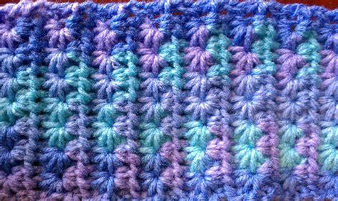 punto estrella crochet punto estrella a crochet star stitch ganchillo