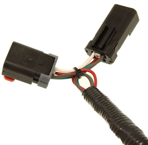wiring harness for towed vehicle lights 2014 jeep