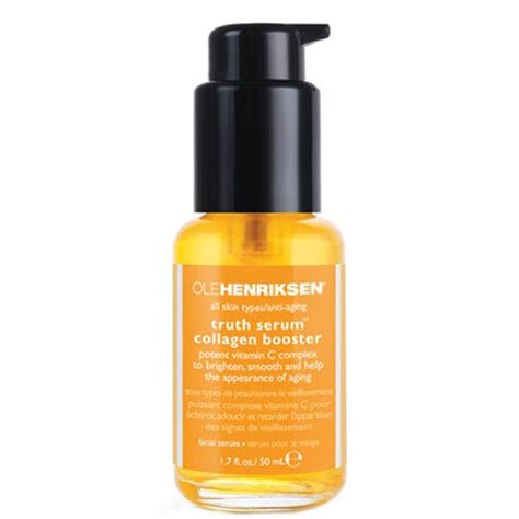 Serum High Collagen Rossa ole henriksen serum collagen booster 50ml