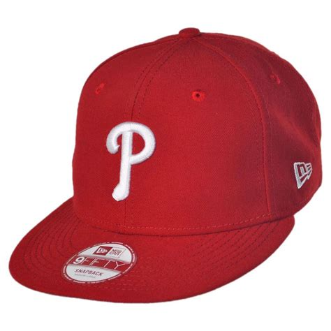 new era philadelphia phillies mlb 9fifty snapback baseball
