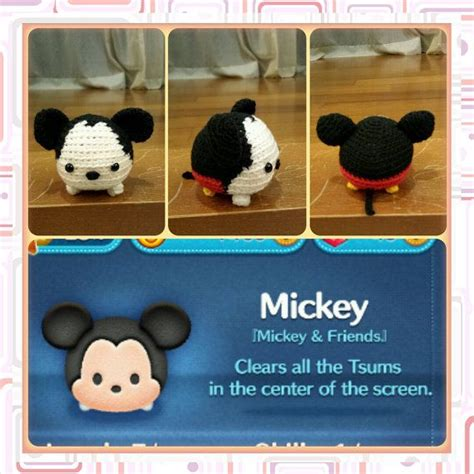 Sale Bantal Boneka Tsum Mickey Mouse 70 best images about crochet tsum tsum on