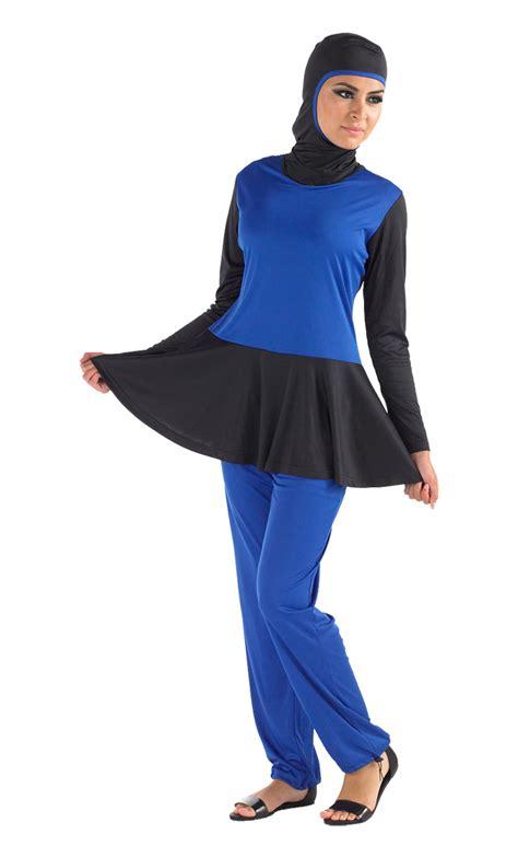 Sale Dress Muslim Satu Set azraq burqini set sale