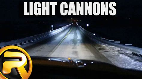 Vision Of Light vision x cannon led lights fast facts