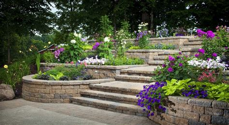 terraced beds on pinterest landscaping railroad ties and retaining walls