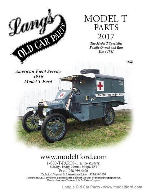 antique l parts catalog model t 2017 lang s car parts catalog catalog