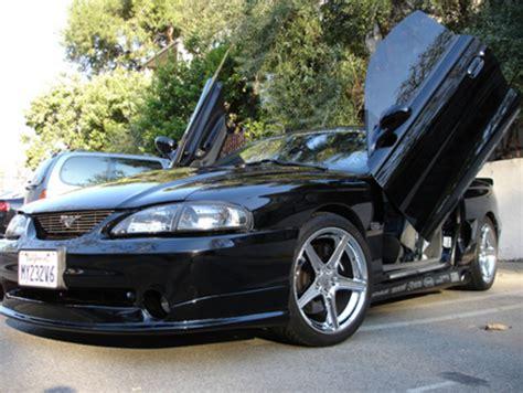 erick valdez s 1995 ford mustang v6 vortech superchargers