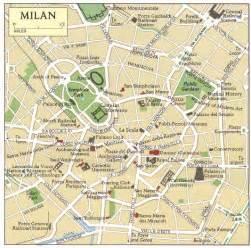 Milan Italy Map by Milan Map