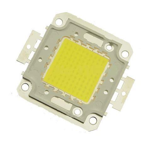 20 Watt Epistar Led Chip Replacement Light 6000 6500k Cold White Putih aliexpress buy high power 100w 50w 30w 20w 10w led chip 30 30mil epistar smd cob diy