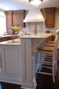 kitchen island with corbels splendid houzz kitchen islands with corbels and vintage wood counter stools in white also 2 tier