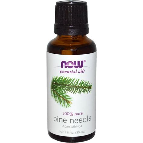 Pine Needle Detox Brain by Now Foods Pine Needle 1 Oz