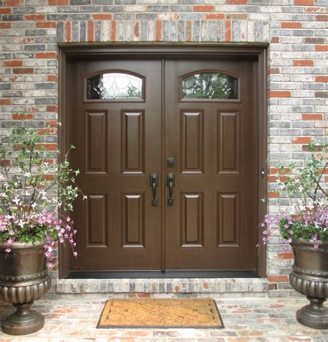 Front Door St Louis Exterior Doors Front Doors Wood Glass Chesterfield St Louis County