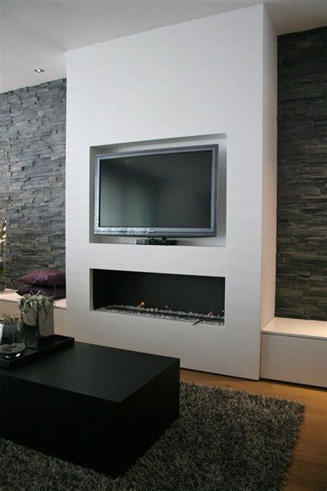 tv walls 407 best images about linear fireplaces linear