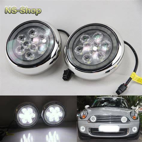 Led Drl Motor popular mini cooper fog lights buy cheap mini cooper fog lights lots from china mini cooper fog