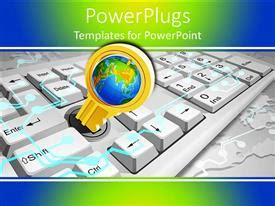 themes of lock and key powerpoint template sharif key locks 23648