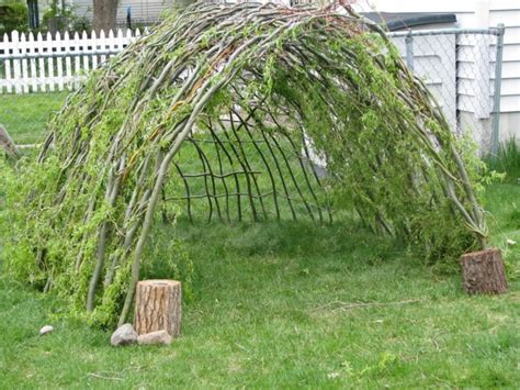 willow house willow hideaway kiddorific pinterest willow branches playhouses and christmas