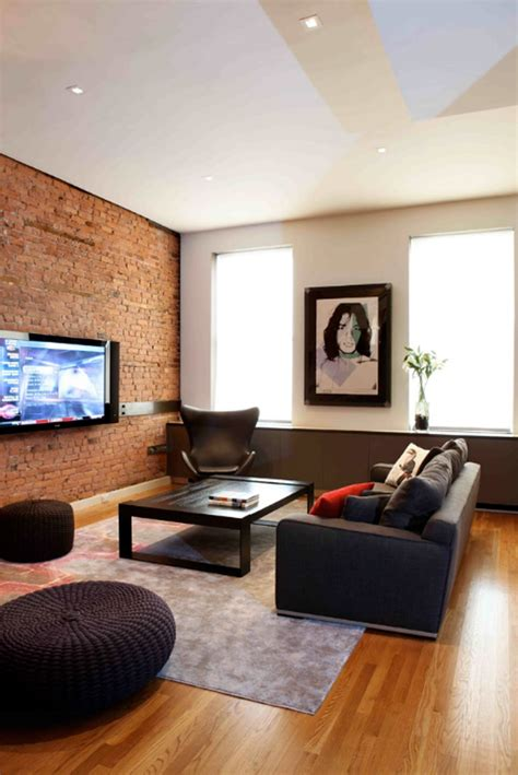 wallpaper for home walls in karachi incorporating exposed bricks in stylish designs around the