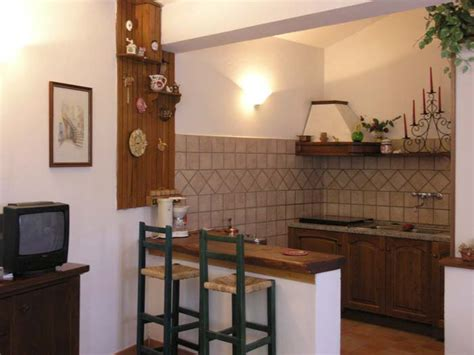 soggiorno angolo cottura arredamento  top cucina leroy