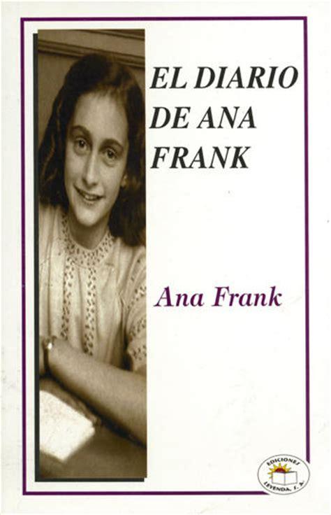 libro ana frank diario anne frank el diario de ana frank