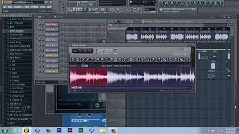 fruit loops beats how to sle beats in fruity loops 11 fl studio 11 free