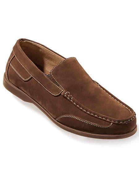 casual joe r deck shoes haband