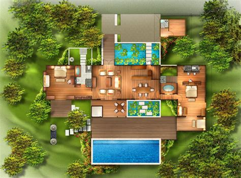 Small House Plans For Tropical Climate Tropical House Plans Smalltowndjs