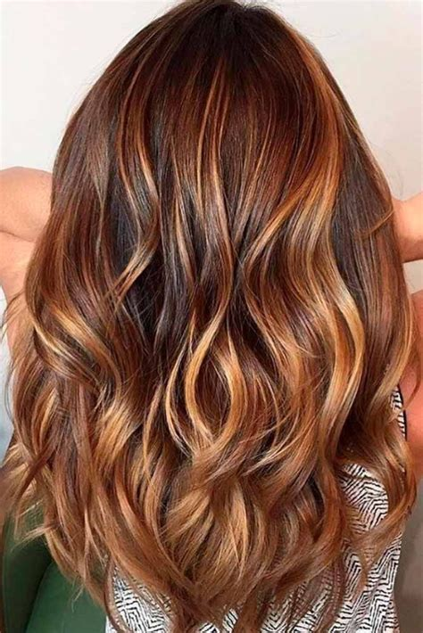 medium brown hair with high and low lights trend pinterest high and low lights hhair dark brown hairs of