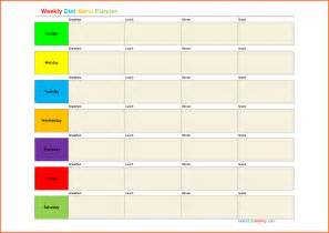 search results for slimming world week planner template