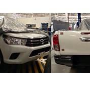 Autopolis Portal Sem Pudor Toyota Hilux 2016 &233 Fotografada