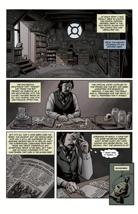 witchfinder volume 4 city preview witchfinder city of the dead 1 by mignola roberson stenbeck