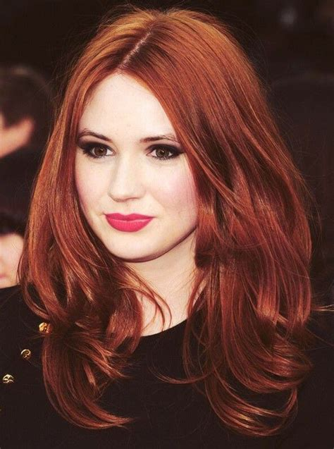 what is new with color 2015 for hair new fashion girls red hair color ideas 2015