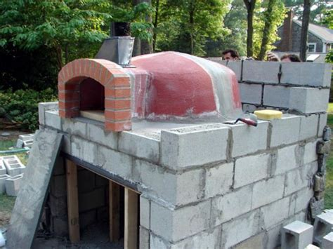15 wood fired pizza bread oven plans for outdoors backing